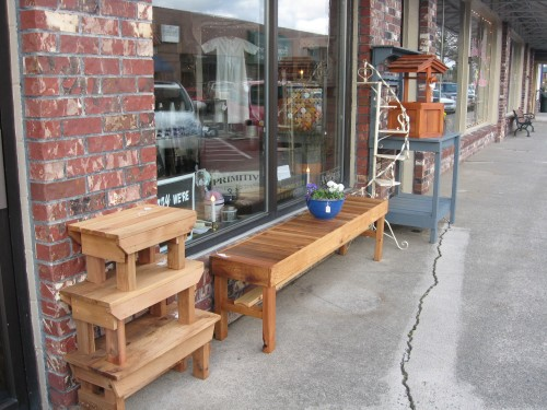 Wooden Benches of ALL Sizes