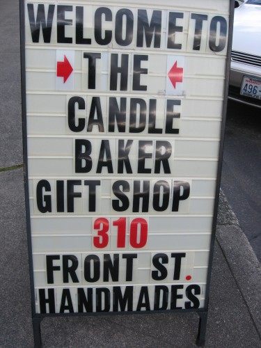 The Candle Baker Gift Shop
