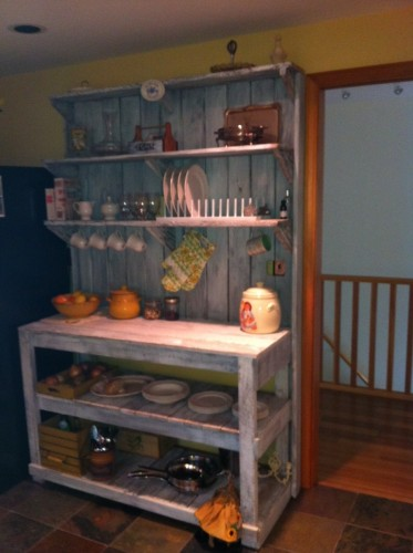 Customer Loves Her Hutch!