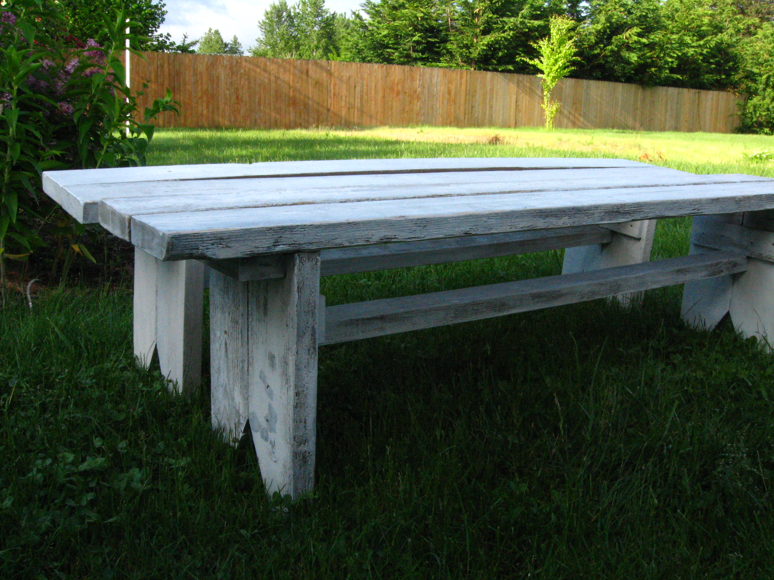 Shabby Chic Bench 60 66 W 17 H Dream Garden Woodworks