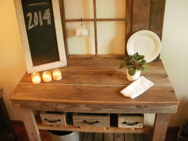 rustic hutch for sale